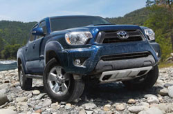 2013 Toyota Tacoma Review & Compare Features Omaha