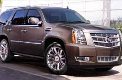 compare 2014 Cadillac escalade