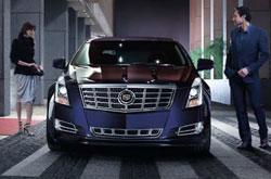compare 2014 Cadillac XTS