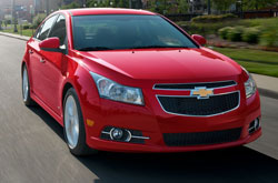 Research and Review 2014 Chevrolet Cruze