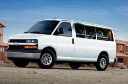 compare 2014 chevrolet express