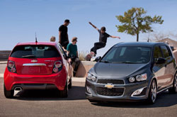 Research and Review 2014 Chevrolet Sonic