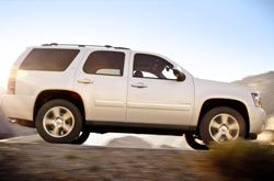 compare 2014 chevrolet tahoe