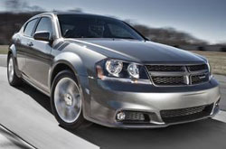 compare 2014 dodge avenger