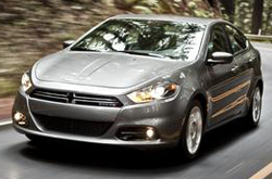 compare 2014 dodge Dart