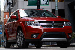 compare 2014 dodge journey