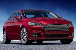 compare 2014 Ford fusion