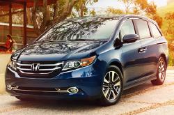 Compare 2014 Honda Odyssey