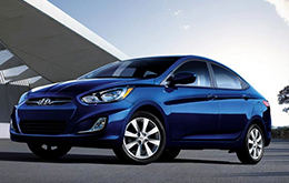 Compare 2014 hyundai accent
