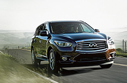 Review and Compare 2014 Infiniti QX50 in Dallas-Ft. Worth