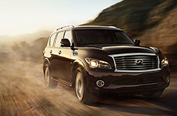 Review and Compare 2014 Infiniti QX80 in Dallas-Ft. Worth