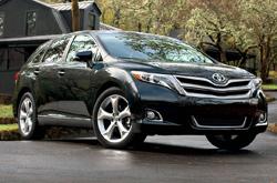 Compare 2014 Toyota Venza