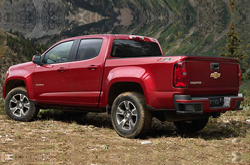 2015 Chevrolet Colorado LT Truck Extended Cab 4x2