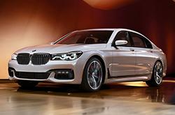 Research 2016 BMW 740i