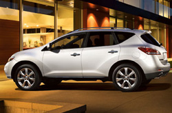 Nissan Murano Review For 2013 Model Year