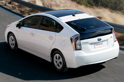 2013 Toyota Prius Green Car Reviews Features Phoenix Az