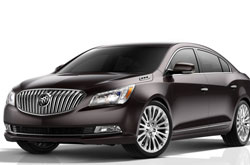 2014 Buick LaCrosse of Dallas-Ft. Worth