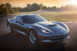 compare 2014 chevrolet corvette
