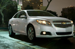Research and Review 2014 Chevrolet Malibu