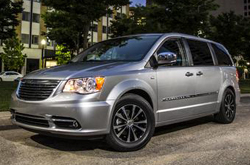 compare 2014 chrysler town and country