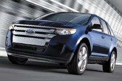 compare 2014 Ford Edge