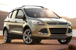 compare 2014 Ford Escape