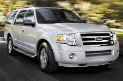 compare 2014 Ford expedition