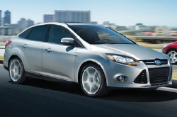 compare 2014 Ford focus