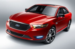 compare 2014  ford taurus