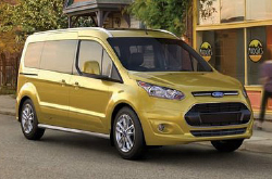 compare 2014 Ford transit connect