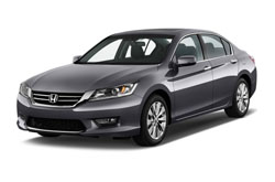 compare 2014 honda accord