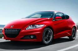compare 2014 honda cr-z