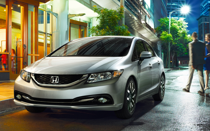 About Civic Reviews For 2014 From Vandergriff Honda