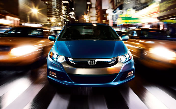 compare 2014 honda insight
