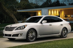 Luxury For Less Is The Theory Behind The 2014 Hyundai Equus, Returning To  Phoenix In Two Models With Big Changes To The Interior Styling, Some Outer  Tweaks, ...