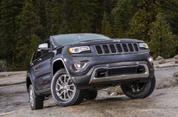 About The Jeep Grand Cherokee In Dallas
