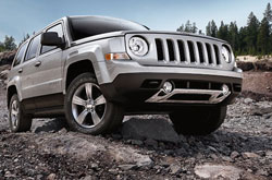 Quality Jeep Patriot Research From Richardson Jeep