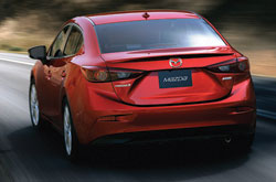 About The Mazda Mazda3 In Springfield
