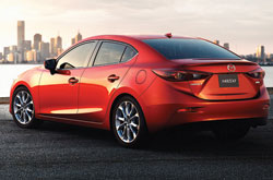 Do You Want To Know More About The 2014 Mazda Mazda3u0027s Features And Specs?  After Reading The Review Above, Visit Joe Myers Mazda And Experience The  Mazda3 ...
