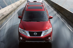 2014 pathfinder review compare pathfinder prices features midway nissan. Black Bedroom Furniture Sets. Home Design Ideas