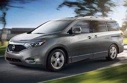 Compare 2014 nissan quest