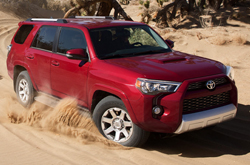 Compare 2014 toyota 4runner
