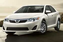 Compare 2014 toyota camry
