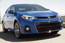 Houston Toyota Corolla Review Compare 2014 Corolla