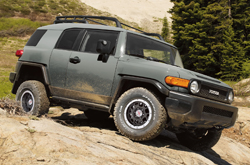 For Its Last Year On The Market, The Toyota FJ Cruiser Introduces A  Brand New Trail Teams Ultimate Edition Package To Its Lineup. The Fresh  Addition Shows ...