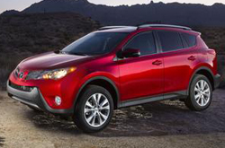 Redesigned In 2013, The Toyota RAV4 Is Back For 2014 Virtually Unchanged.  Itu0027s Draped In All New Features, Introduced In The Previous Model Year, ...