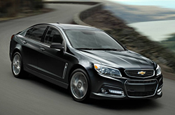 Some Notable Changes Have Been Made To The Ss A Performance Sedan Introduced By Chevy Just Last Year Along With Receiving Standard Brembo Brakes On All