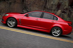 Find Out More About The 2017 Chevrolet Ss At Van