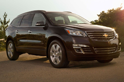Check Out The New 2015 Traverse From Reliable Chevrolet