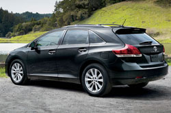 Joe Myers Toyota Shows Off The New Toyota Venza